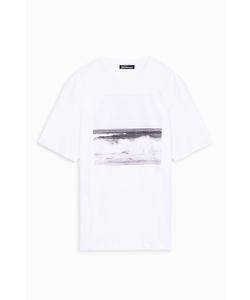 Raf Simons | Wave Print Crew Neck Tee Boutique1