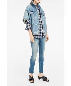 R13 | Drop Shoulder Denim Vest Boutique1