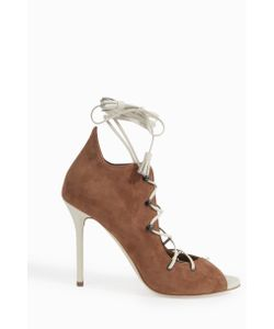 Malone Souliers | Savannah Lace-Up Heels Boutique1