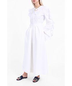 Delpozo | Pleated Trousers Boutique1