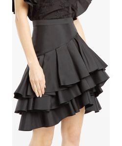 Elie Saab | Ruffle Mini Skirt Boutique1