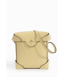 Manu Atelier | Mini Pristine Veg Tan Bag Boutique1