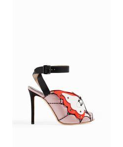 Marco de Vincenzo | Butterfly Lace-Up Sandals Boutique1