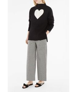 Proenza Schouler | Heart Cut Out Sweater Lk 38 Boutique1