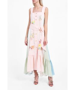 Peter Pilotto | Linen Embroidered Dress Boutique1