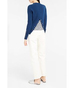 Barrie | Womens Open-Back Cardigan Boutique1