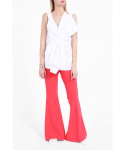 Victoria, Victoria Beckham | Oversize Knot Top Boutique1