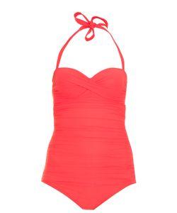 Heidi Klein | Ruched Swimsuit Boutique1