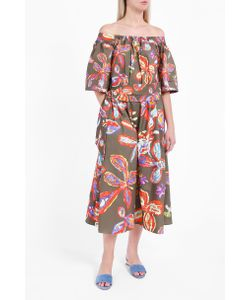 Peter Pilotto | Printed Cotton Dress Boutique1