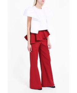 Delpozo | Frilled Sleeve Jacket Boutique1