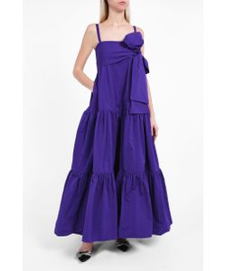 Rochas | Long Tiered Gown Boutique1