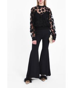 Elie Saab | Star Long Sleeve Top Boutique1