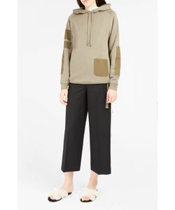 Helmut Lang | Womens Patch Pocket Hoodie Boutique1