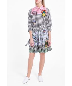 Peter Pilotto | Gingham Shirt Dress Boutique1