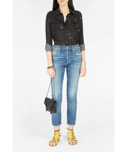 Citizens of Humanity | Womens Liya High-Rise Classic Jeans Boutique1