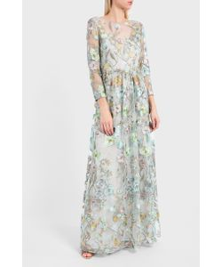Marchesa Notte | Embroidered Gown Boutique1