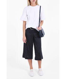 Victoria, Victoria Beckham | Smocked Sleeve T-Shirt Boutique1