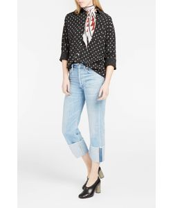 Citizens of Humanity | Womens Parker Relaxed Cropped Jeans Boutique1
