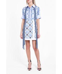 Mary Katrantzou | Haywood Poplin Dress Boutique1