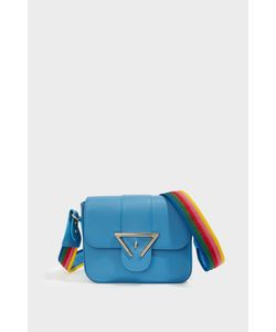 Sara Battaglia | Lucy Rainbow Strap Crossbody Bag Boutique1
