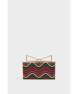 Sara Battaglia | Lady Me Linda Waves Clutch Boutique1