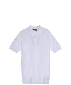 John Smedley | Roth Pique Polo Shirt Boutique1