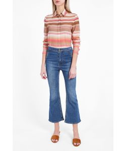 Brock Collection | Bayley Striped Blouse Boutique1