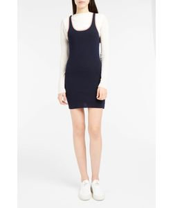 Barrie | Womens Skinny Ribbed Tank Dress Boutique1