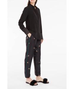 Victoria, Victoria Beckham | Hummingbird Pyjama Trousers