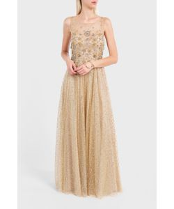 Marchesa Notte | Glitter Tulle Gown Boutique1