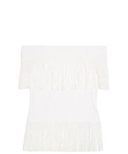 Jonathan Simkhai | Fringed Top Boutique1