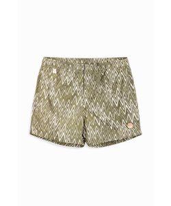 Missoni | Mens Zizag-Print Swim Shorts Boutique1