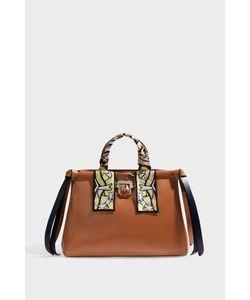 Paula Cademartori | Large Edie Scarf Tote Boutique1