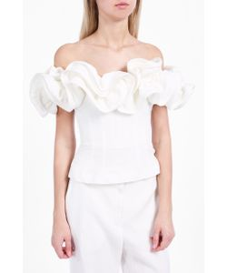 Brock Collection | Teresa Ruffle Top Boutique1
