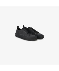 Ann Demeulemeester | Waxed Suede Sneakers