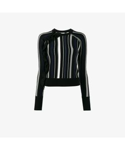 3.1 Phillip Lim | Knitted Ruffle Stripe Top