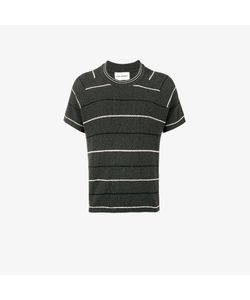 Our Legacy | Boucle Knit Striped T-Shirt