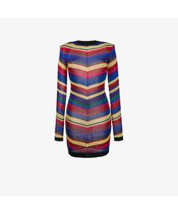 Balmain | Chevron Knit Dress