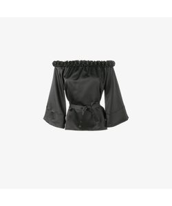 Jour/Né | Ruffle-Trimmed Off Shoulder Blouse