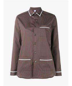 Marie Marot | Kate Check Cotton Shirt