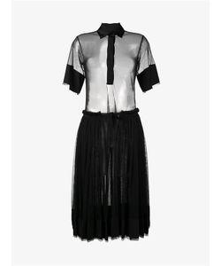 Adam Selman | Polo Sheer Tulle Dress