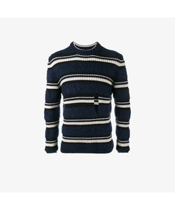 Helen Lawrence | Striped Split Jumper