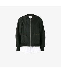 3.1 Phillip Lim | Shirt Hem Bomber Jacket