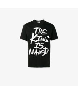 Comme Des Garçons Homme Plus   The King Is Naked T-Shirt
