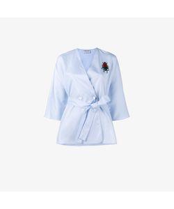 Osman | Scarab Embroidered Kimono
