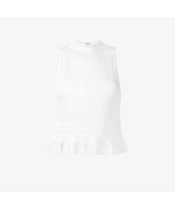 3.1 Phillip Lim | Sleeveless Knitted Peplum Top
