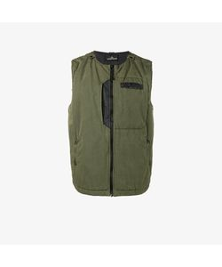 Stone Island Shadow Project | Technical Padded Gillet
