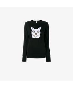 Loewe | Cat Intarsia Jumper