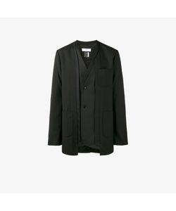 Facetasm | Asymmetric Kimono Jacket