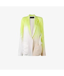 Haider Ackermann | Degrade Smocked Blazer